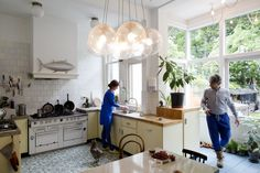 Quooker Kochend-Wasserhahn | Marije Vogelzang | boiling water tap | #Tee #Kueche #kitchen #hotwater #teebar #tea