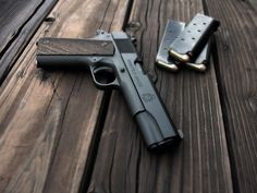 M1911 this one is always be my favourite
