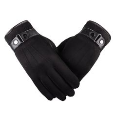 ed7f7033c Boston Traveler Men's Lambskin Gloves with Thinsulate Lining | I ...