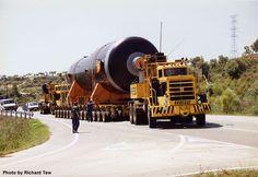 Kenworth+Logging+Trucks | ... le sujet - Off Highway Logging Trucks (Hayes, Pacific, Kenworth