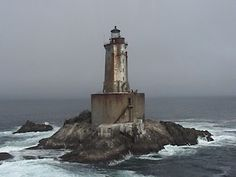 Official Web Site of the St. George Reef Lighthouse Preservation Society - Welcome. Crescent City, Del Norte County, California  Read at: http://stgeorgereeflighthouse.us/