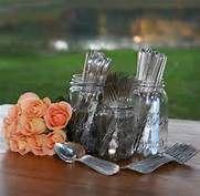 vintage silver ware display - Bing Images