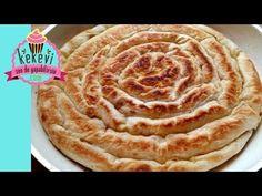 Tavada Rulo Börek Tarifi - Kıymalı Patatesli Çıtır Kol Böreği - YouTube