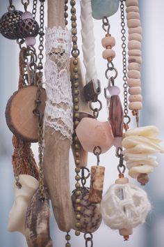 "Jewelry & Talismans collection ""Composite"" by Koralie www.koralie.com www.metroplastique.com"