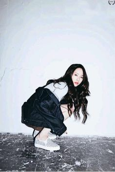Krystal Fx, Jessica & Krystal, Asian Celebrities, Celebs, My Girl, Cool Girl, Krystal Jung Fashion, Electric Shock, Sulli