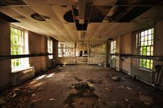 Archived Report - Severalls Lunatic Asylum - Colchester - May 09'