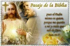 Vidas Santas: Santo Evangelio según san Juan 16:27