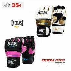 Τα γυναικεία γάντια Everlast Everstrike Multi-Purpose Gloves είναι κατάλληλα για MMA (grappling), για χρήση σε σάκο, στοχάκια ή ακόμα και για fit boxing! Έχουν εργονομικό σχήμα και προσφέρουν καλή εφαρμογή στο χέρι. Drink Bottles, Mma, Mixed Martial Arts