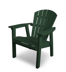 Seashell Adirondack Dining Chairs