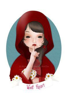 Little Red Riding Hood LRRH