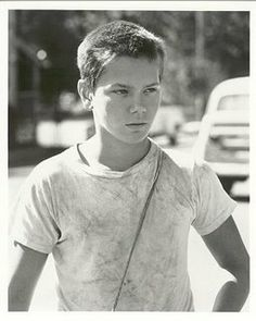 River Phoenix in Stand By Me