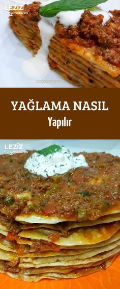 Easy : How to Lubricate, Turkish Recipes, Italian Recipes, Ethnic Recipes, Breakfast Items, Breakfast Recipes, Crepes, Turkish Kitchen, Fish And Meat, Fresh Fruits And Vegetables