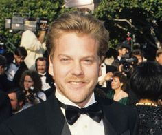 Kiefer Sutherland could have done the facial scruff or the mullet, but pairing the two was not the best decision.