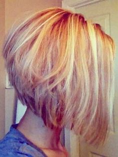 Graduated Bob For Fine Hair   Bob Hairstyles 2015 - Short Hairstyles for Women