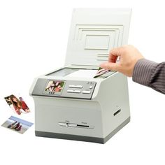 SVP 2012 Newest PS9890 3-in-1 Digital Photo / Negative Films / Slides Scanner with built-in 2.4 LCD: http://www.amazon.com/SVP-Newest-Digital-Negative-Scanner/dp/B006G0ULFM/?tag=cheap136203-20