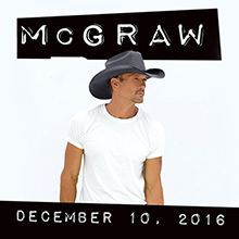 Tim McGraw tickets at MGM Grand Garden Arena in Las Vegas