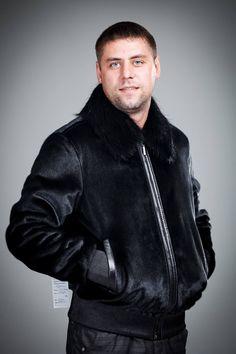 Меховой салон «Диамант» - Куртка из меха нерпы