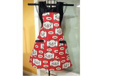 Eat at Mom's its all Good Ladies Teen Apron by SpicyAprons on Etsy