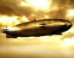 Super Airship Plus 4.0 by The-Necromancer