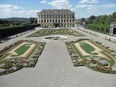 Get a taste of royal life at Vienna's Schönbrunn Palace Gardens (Schlosspark Schoenbrunn) during this experience with private round-trip transport. Choose from a morning or afternoon departure and travel by private vehicle to the UNESCO World Austria Tourism, Places In Europe, Places To Travel, Places To Visit, Bratislava, Prague, Tour Berlin, Monuments, Budapest