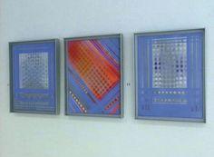 Estructuras metálicas en azul (1998) 1975, Home Decor, Blue Nails, White People, Art, Decoration Home, Room Decor, Home Interior Design, Home Decoration
