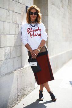 I want that sweatshirt.  I think I may DIY one.