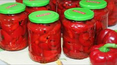 Romanian Food, Pickles, Salsa, The Creator, Stuffed Peppers, Vegan, Make It Yourself, Canning, Vegetables