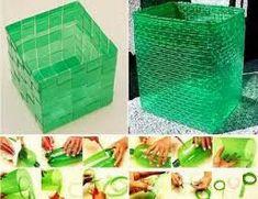 Ma poubelle est un Jardin: Bouteilles plastiques, d'autres idées à recycler 2