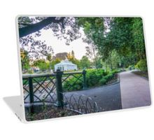 Rosalind Park and a View to the Conservatory Laptop Skin