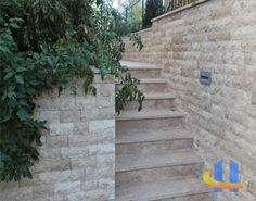 Kalkstein und Granit