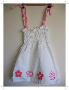 girl's dress. my pattern