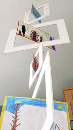 Vertical Artwork Mobile