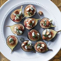 Try an easy and elegant fig appetizer.