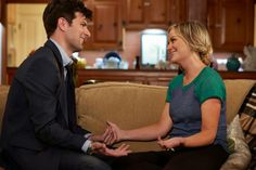 "Rabbit Ear Reviews: Parks and Recreation rocks #ThrowbackThursday: Review of ""Prom"" and ""Flu Season 2"""