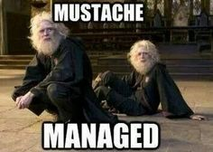 Mustache managed