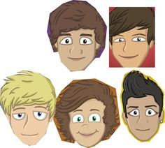 """""""The Adventurous Adventures of One Direction"""" by rozie220514 ❤ liked on Polyvore"""