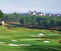 America's best golf destinations
