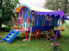 Caravan Gypsy Vardo Wagon: A wagon. Bohemian House, Bohemian Gypsy, Bohemian Lifestyle, Gypsy Style, Gypsy Decor, Bohemian Style, Bohemian Clothing, Bohemian Summer, Boho Life