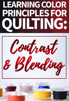 Color is the calling card of the quilt. It is the spark that catches our attention. If the color is appealing we will move in to take a closer look. However, if the color is unattractive, we walk on by, not noticing the creativity, design, and workmanship of the quilt.