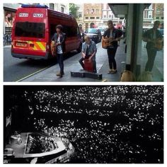 3 Years Of The Vamps. They began playing in the street, and then on stage. ILoveThemSoMuch #3YearsOfTheVamps