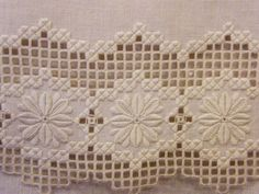 Types Of Embroidery, Learn Embroidery, Hand Embroidery Stitches, Embroidery Techniques, Embroidery Patterns, Hardanger Embroidery, Satin Stitch, Cutwork, Bobbin Lace