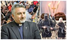 Father Douglas Bazi is a #Chaldean #Catholic Church parish #priest now living in Erbil, #Iraq.Al-Bazi is known for sheltering hundreds of #Christian war #refugees who escaped from the #ISIS conquest expansion in August 2014 to #MarEliaChurch in Erbil, #Iraqi #Kurdistan, where he is the parish priest, and founder and manager of a refugee camp.Father Douglas built the #refugeecamp in part of the #church property previously furnished with benches and used as a small garden,