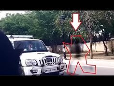 Ghost accident caught on tape !!! Real ghost videos - YouTube