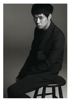 JYJ Yoochun - High Cut Magazine Vol.64