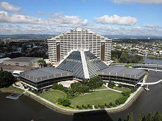 Jupiters Casino on the Gold Coast  Queensland, Australia.