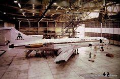 Mantenimiento Mexicana de Aviación.