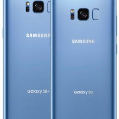 nice The Samsung Galaxy S8 and S8+ in Coral Blue are coming to the U.S.