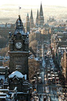 Edinburgh, Scotland via Zach Francis