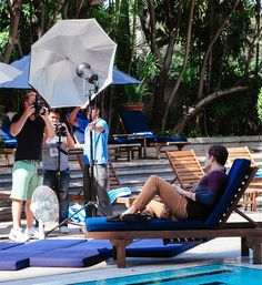 PUBLICITYASIA | Philippines Entertainment & Celebrity PR Agency Outdoor Furniture, Outdoor Decor, Sun Lounger, Philippines, Celebrity, Entertainment, Patio, Home Decor, Chaise Longue