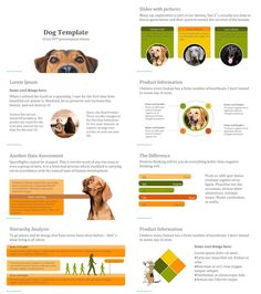 For all dog owners, here is a cute and lovely dog Powerpoint template. Dog Template, Powerpoint Template Free, Creative Powerpoint Templates, Everything Is Awesome, Product Information, Dog Owners, Lorem Ipsum, Presentation, Let It Be
